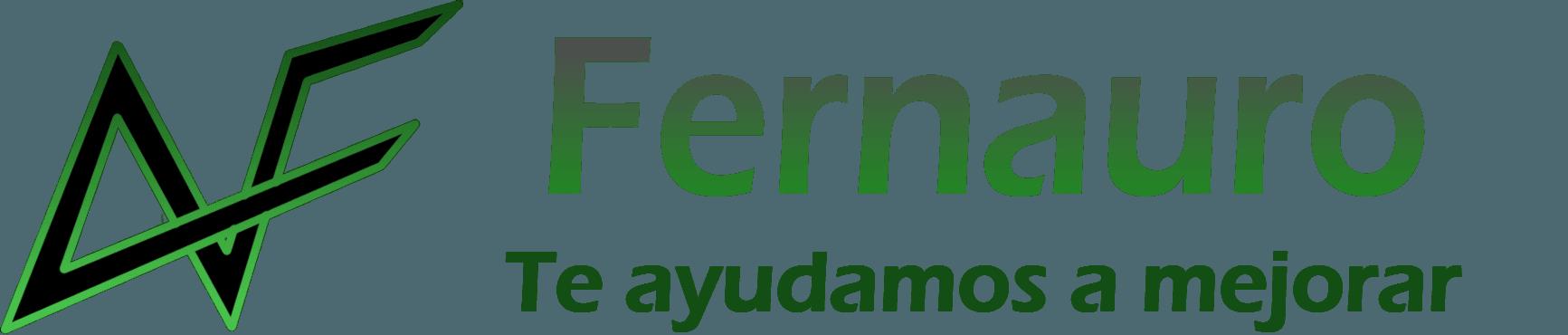 Fernauro – Te ayudamos a mejorar